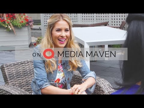 Media Mavens: Canadian TV Personality Dina Pugliese