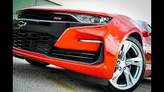 2019 Chevrolet Camaro SS + Lexington Kentucky