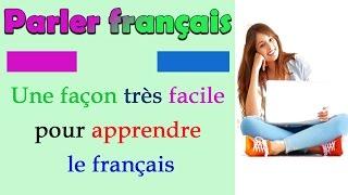 Apprendre le français facilement avec des petits dialogues