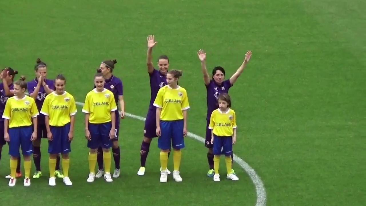 Fiorentina Woman's vs Tavagnacco 2-0