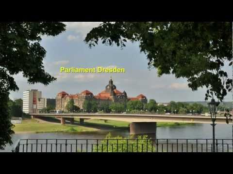 Dresden and Pillnitz Castle