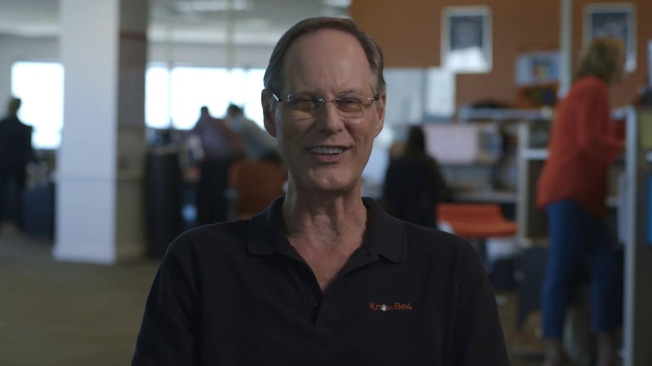 Business Observer Top Entrepreneurs: Stu Sjouwerman of KnowBe4