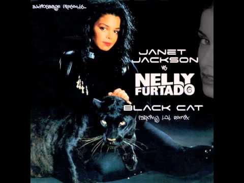 Janet Jackson Vs Nelly Furtado Black Cat Audiosavage S Parking