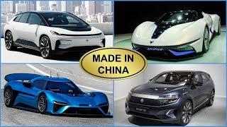 ТОП-8 Крутых Китайских Автомобилей