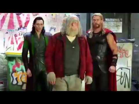 Avengers: Infinity War/Thor: Ragnarok - DELETED SCENES (NO AUDIO)
