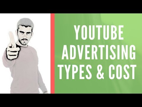YouTube Advertising Cost & Types Of YouTube Ads