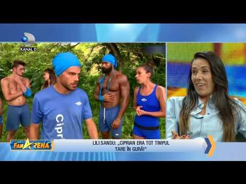 FanArena (03.10.2018) - Razboinica Simi da cartile pe fata! Partea 2
