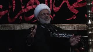 الشيخ زهير الدرورة - لماذا يسمى امير المؤمنين عليه أفضل الصلاة والسلام بـ\