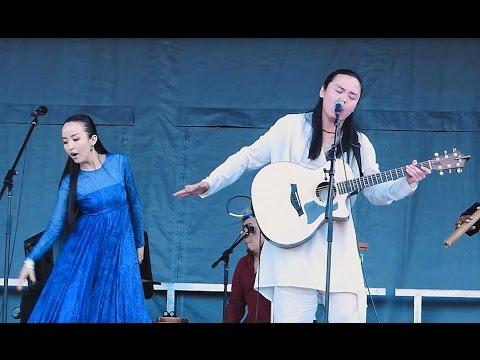 Flying Eagle (飛翔的鷹) - HAYA band (live) @ Surrey Fusion Festival 2015 -中加文化交流年
