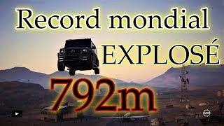 NFS Payback World Record 886yard = 792m✌