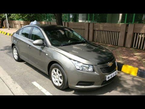 2012 Used Chevrolet Cruze LT Diesel in Mumbai at Preferred Cars