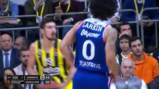12.12.2019 / Fenerbahçe Beko - Anadolu Efes / Shane Larkin