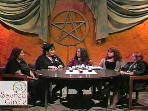 Sacred Circle Strega Discussion Part 1