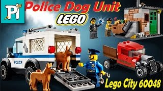 Лего сити полицейская машина / Лего сити 60048 / Лего сити лесная полиция обзор