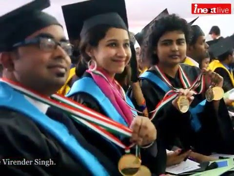 Law university Ranchi: 38 graduates received degrees in 1st convocation