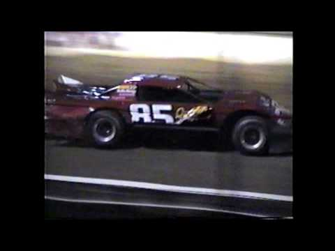 County Line Raceway Late Model Feature 6-21-97