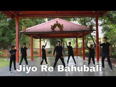 Jiyo Re Baahubali ! Dance Performance ! Baahubali 2 - The Conclusion