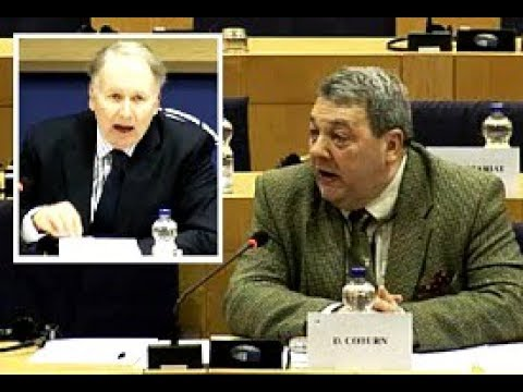 EU 'sustainable finance': you're living in a fantasy world - David Coburn MEP