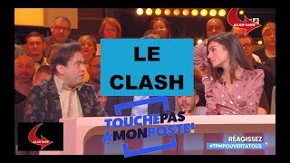 Gros Clash Fréderic Longbois/Francesca Antoniotti TPMP Alan Cage