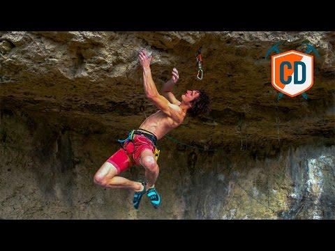 Adam Ondra Hunts For First Frankenjura 8c+ Onsight   Climbing Daily Ep.914