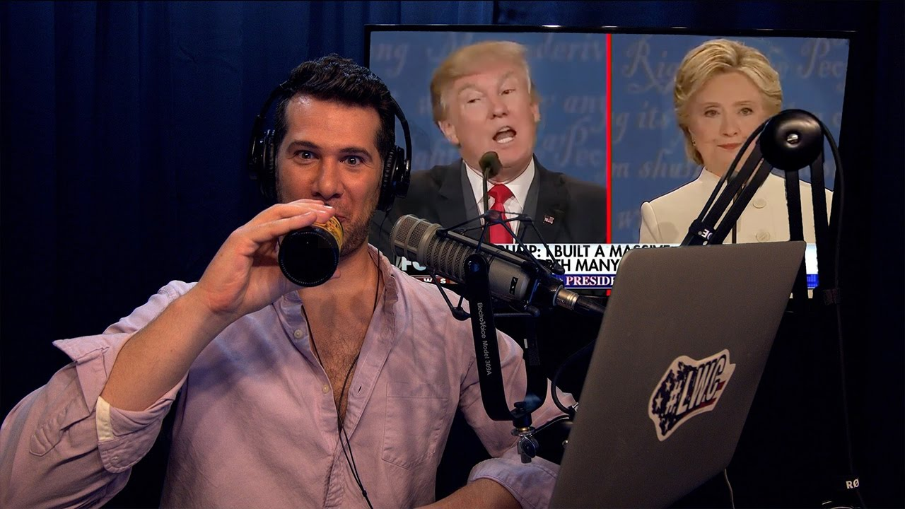 FULL FINAL PRESIDENTIAL DEBATE (With Crowder Commentary)