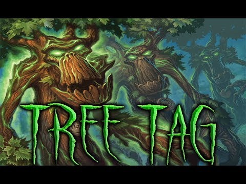 Warcraft 3 | Tree Tag 2019 Edition | Infernal Gameplay