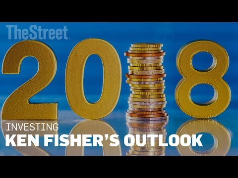 Billionaire Ken Fisher Reveals His 2018 Stock Market Outlook