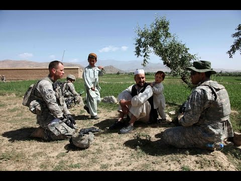 Counterinsurgency in Afghanistan (documentary)