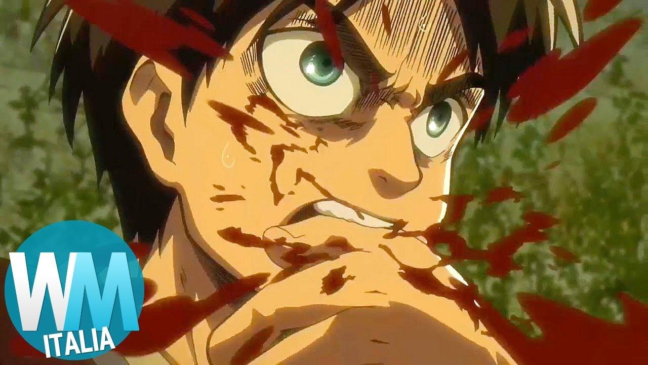 Anime Naruto Wallpaper Girl Top 10 Migliori Scene Di Trasformazione Negli Anime Youtube