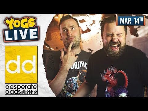 WARFACE! - Desperate Dads w/ Sips & Turps! - 14/03/19 #AD thumbnail