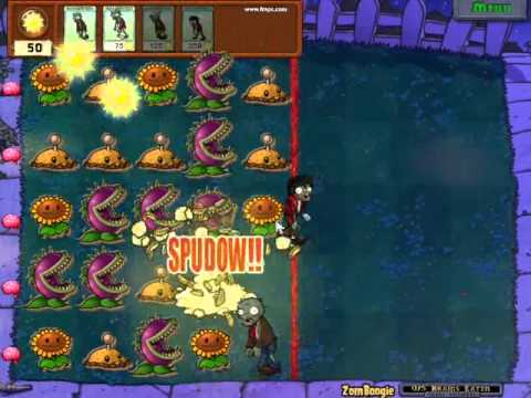 Original Dancing Zombie In Plants Vs Zombies GOTY Edition