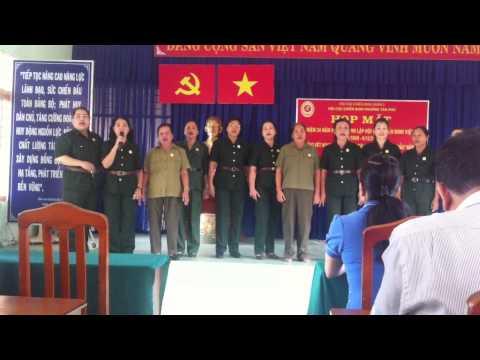 Hành Khúc Cựu Chiến Binh - Phụ Nữ KP1, P.Tân Phú, Q9