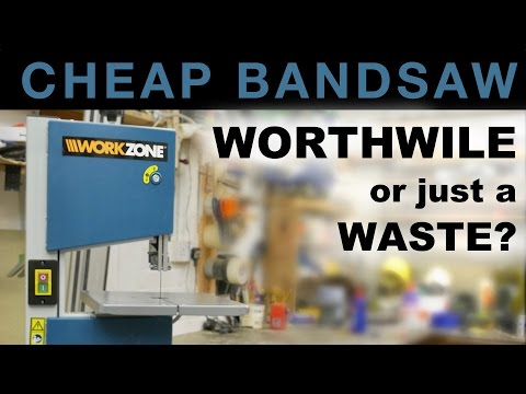 Cheap Bandsaw - worthwhile, or just a waste?