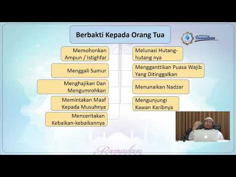 Bakti Kepada Kedua Orang Tua   Ust. Dr. Didik Hariyanto. Lc., M.P.I