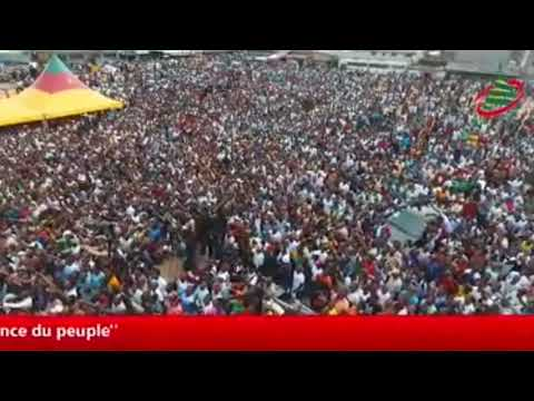 BREAKING HOT NEWS: ANTI BIYA RALLY IN YAOUNDE