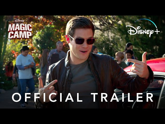Magic Camp | Official Trailer | Disney+