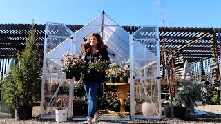 Cleaning Out & Planting Pots for Spring! 🌸💜 // Garden Answer