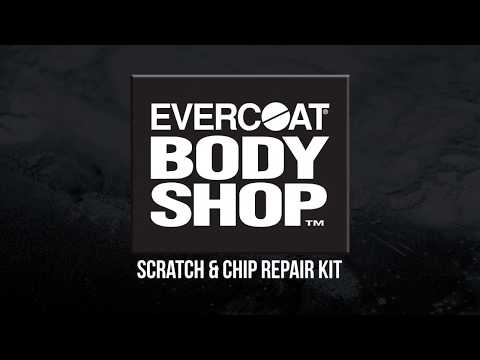 Scratch & Chip Kit Application