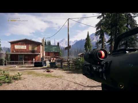 Far Cry 5 - Pooper Scooper - Prepper Stash