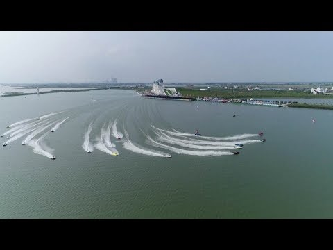 China hosts UIM F1H2O Grand Prix in Harbin