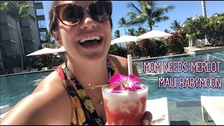 HAWAII BABYMOON || Mocktails in Maui!