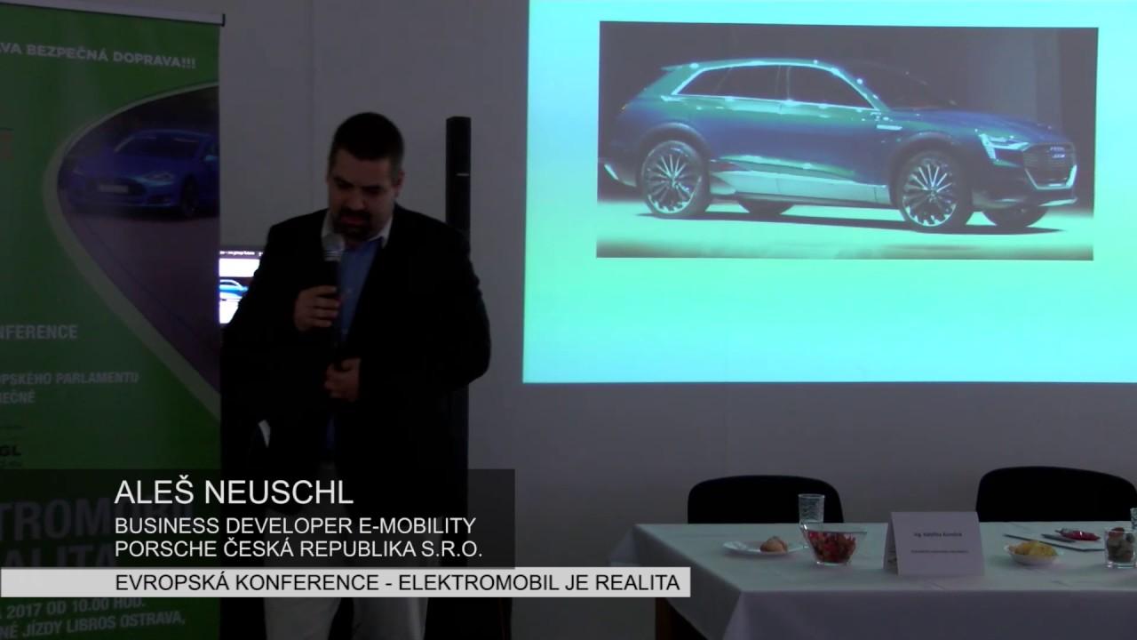Elektromobily skupiny Porsche, technologie a novinky | Elektromobil je realita | Aleš Neuschl