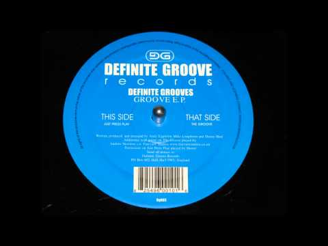 definite grooves   groove ep   just press play