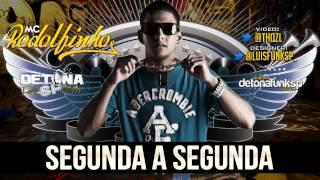 """MC Rodolfinho - Segunda a segunda - Oficial (DJ Biel Rox) 2012 """" PRODUZIDA """""""
