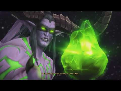 The Story of Legion in a nutshell (Full version) [Lore]