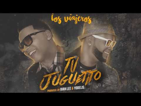 Los Viajeros - Tu Juguetito (Official Lyric Video)