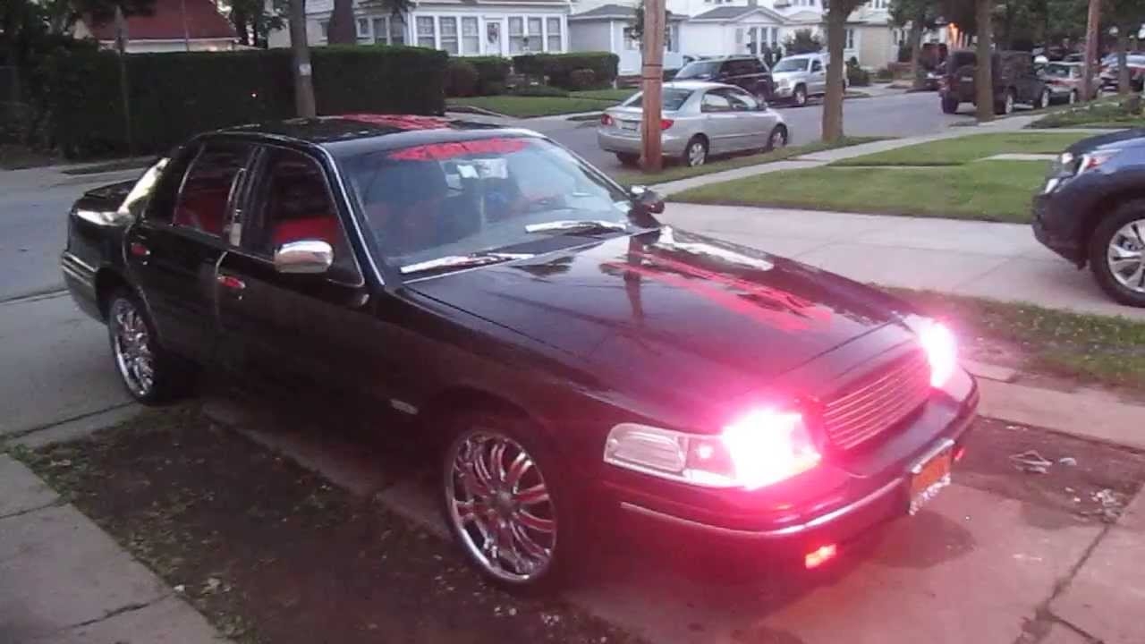 Custom Crown Victoria Youtube