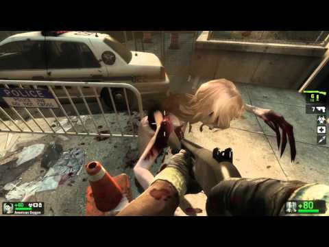 L4D2 2-Players - Dead Center