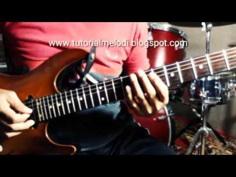 Lagu PENGABDIAN Rhoma Irama Video Cover Tutorial Melodi Dangdut Termudah