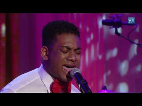 """Joshua Ledet Performs """"When a Man Loves a Woman"""" 
